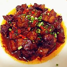 一口腐乳肉(红烧肉)