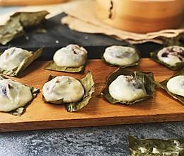 #甜粽VS咸粽,你是哪一党?# 简易糯米粉粽子的做法