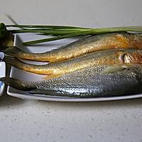 百分百好吃的丁香醋焖黄鱼的做法图解1