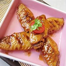 零厨艺也能成功的硬菜---可乐鸡翅