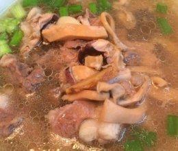 温州墨鱼干炖排骨的做法