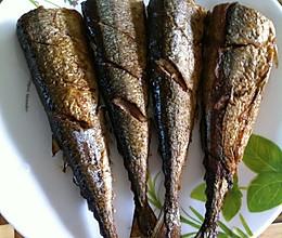 日式秋刀鱼的做法