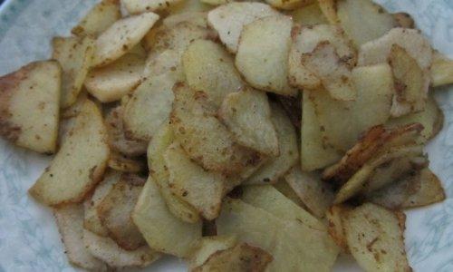 孜然山药土豆的做法