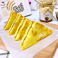 快手早餐   花生酱西多士的做法图解7