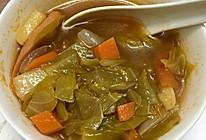 全素罗宋汤的做法