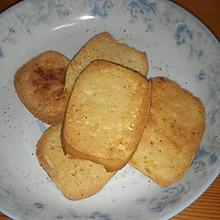 自制减肥食品,烤馍锅巴
