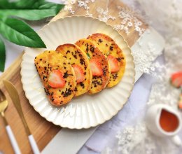 蜂蜜黄油煎馒头片 剩馒头的华丽变身#10分钟早餐大挑战#的做法
