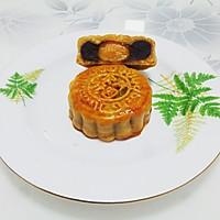 广式豆沙蛋黄月饼的做法图解23
