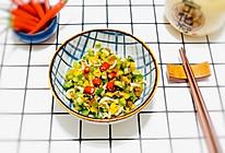 夏日开胃老虎菜#母亲节,给妈妈做道菜#的做法