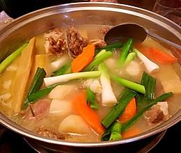 美味羊肉火锅的做法