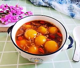 #元宵节美食大赏#红糖酒酿南瓜汤圆的做法