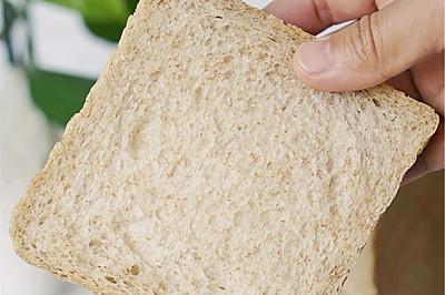 全麦吐司(波兰种)38%全麦粉