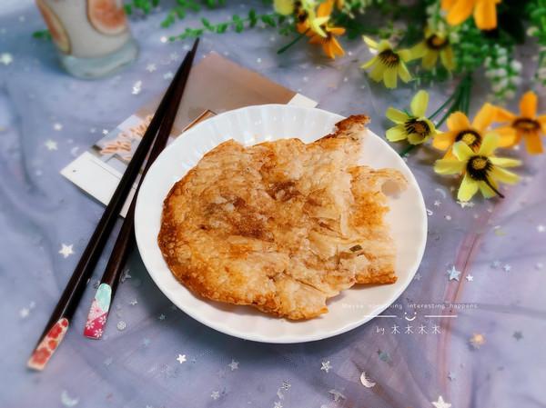饺子皮版千层肉饼【宝宝最爱早餐】的做法