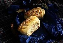 蔓越莓面包#柏翠辅食节-烘焙零食#的做法