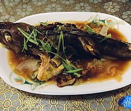 清蒸东山岛六带石斑鱼的做法