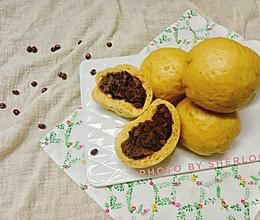 【健康轻食】南瓜全麦红豆包子的做法