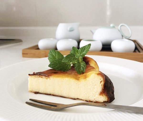 快手网红Basque重芝士蛋糕