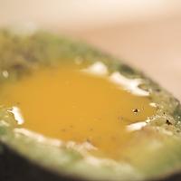 牛油果焗蛋#爱的味道#的做法图解3