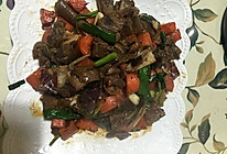 干锅孜然羊肉的做法