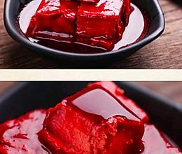 红曲豆腐乳的做法