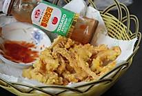 香炸鱿鱼须和香烤鱿鱼的做法