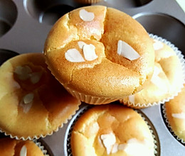 牛奶扁桃仁低糖蛋糕的做法