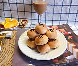 #餐桌上的春日限定#梅干菜酥饼的做法