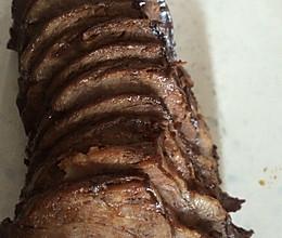 传统酱牛肉的做法