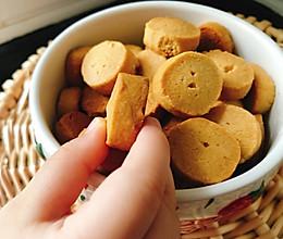 宝宝营养小零食:花生酱饼干的做法