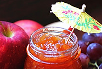 秋日柠檬肉桂苹果酱的做法