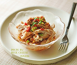 黄皮酱手撕鸡#憋在家里吃什么#的做法