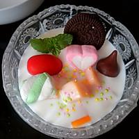 黄桃酸奶#硬核菜谱制作人#的做法图解8