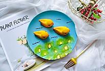 小黄鸭造型凤梨酥,游到你的盘子来的做法