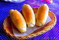 牛奶面包卷#九阳烘焙剧场#的做法