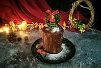 巧克力蛋糕#令人羡慕的圣诞大餐#的做法