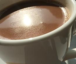 热巧克力·暖冬饮品的做法