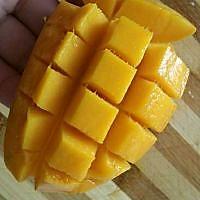小甜品~芒果西米露。的做法图解11