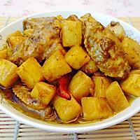 香辣土豆咖喱鸡翅--雄鸡标椰浆试用报告四的做法图解13