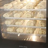 牛奶面包的做法图解10