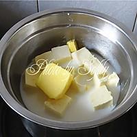 轻乳酪蛋糕(6寸活底模具版)#豆果5周年#的做法图解2