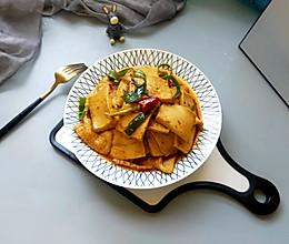 一分钟教你做千叶豆腐简单快手好吃倒爆炸的做法