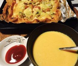 【月子餐】奶油南瓜汤【儿童辅食】的做法