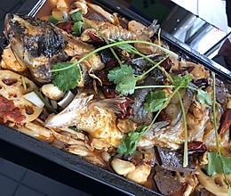 #餐桌上的春日限定#商业版&家庭版之巫山烤鱼满足你挑剔的味蕾的做法