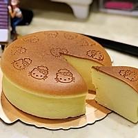 起司片棉花蛋糕 8吋無奶油、燙麵水浴烘烤(转载)的做法图解22