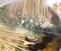 麻辣火锅串串香的做法