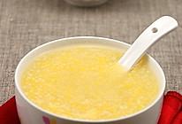 小米玉米粥的做法