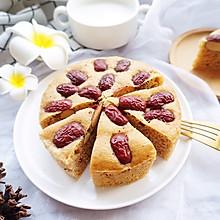 #做道懒人菜,轻松享假期#红糖发糕