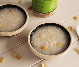 粳米百合粥的做法