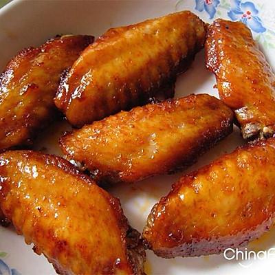 DIY简单美味烤鸡翅