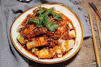 年夜饭大菜:口水鸡